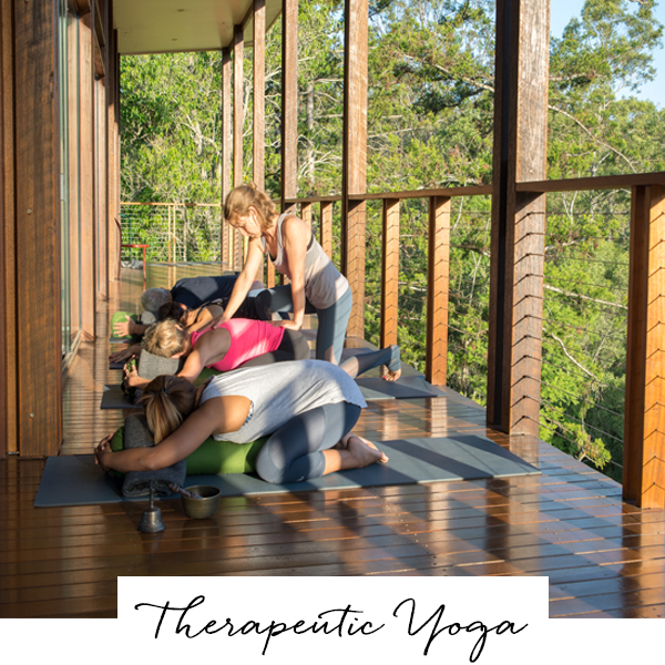 Therapeutic Yoga blog category