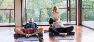 Yoga and Ayurveda for Shoulders & Headaches with Celia Roberts BSc