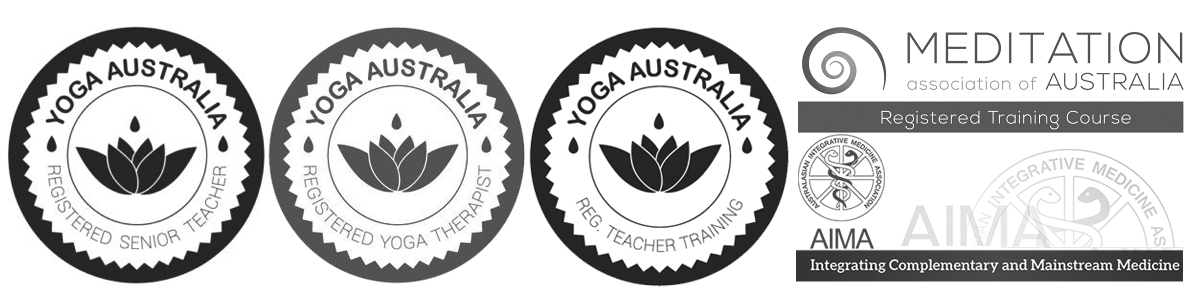 Yoga Australia Registered Trainer