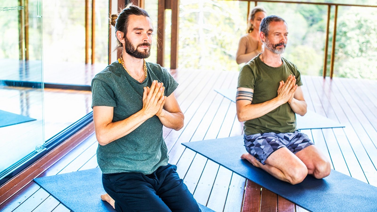 Yoga Therapy for Mental Health